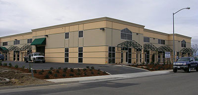 DP Advanced Engineers Commercial Services